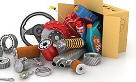 汽车配件行业原厂件和副厂件、拆车件等的区别